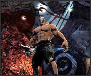 Screenshots: Splatterhouse