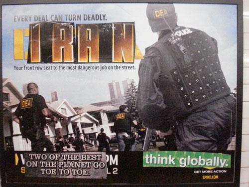 Subway Poster Hacks