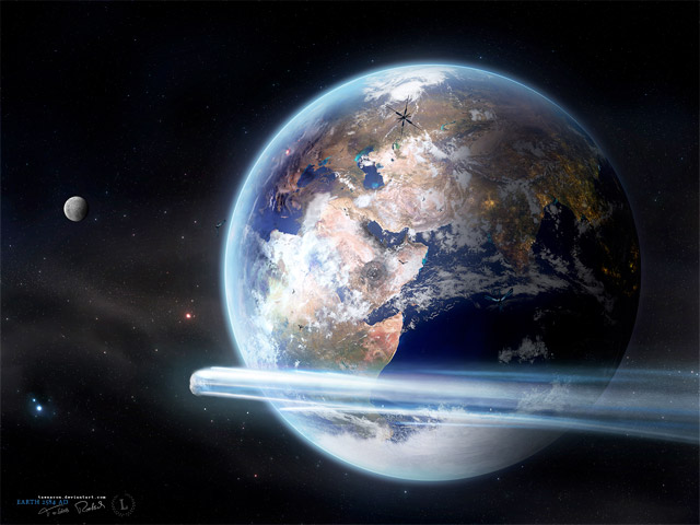 Wallpaper: Earth 2584