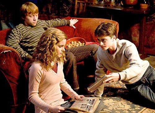 Harry Potter Teaser Trailer
