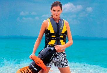 Sea-Doo Seascooter Explorer