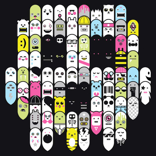 88 Ghosts Tee