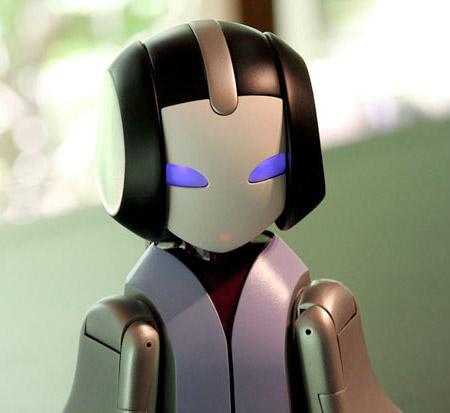 Murasaki Storytelling Robot