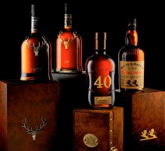 Rare & Prestige Whiskies