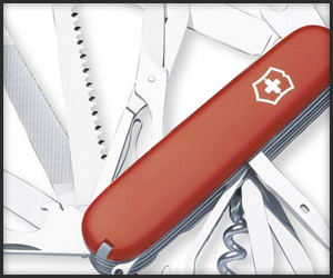Deal: Swiss Army Knife