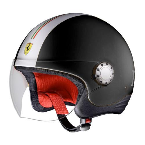 RossoFerrari Moto Helmets