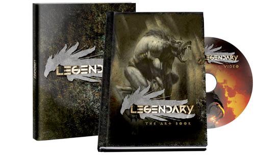 Legendary Preorder Bonus