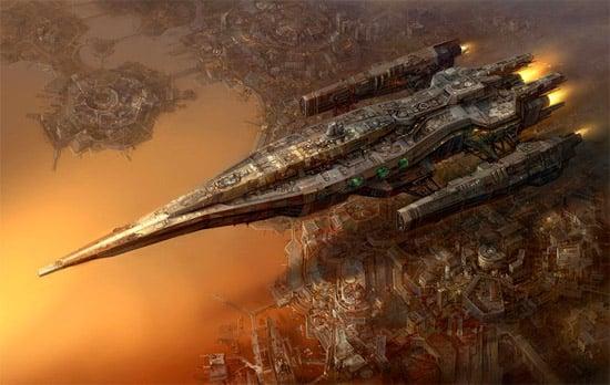 Concept Ships Blog