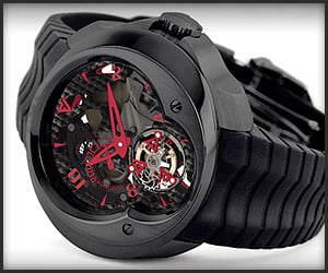SuperLigero Skeleton Watch
