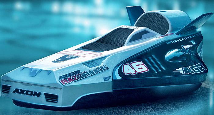 Axon Razorback RC Racer