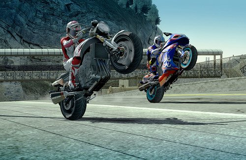 Burnout Paradise Bikes Pack