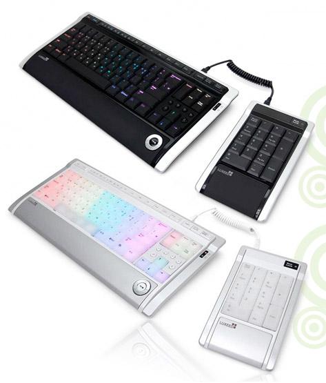 Luxeed Pixel LED Keyboard