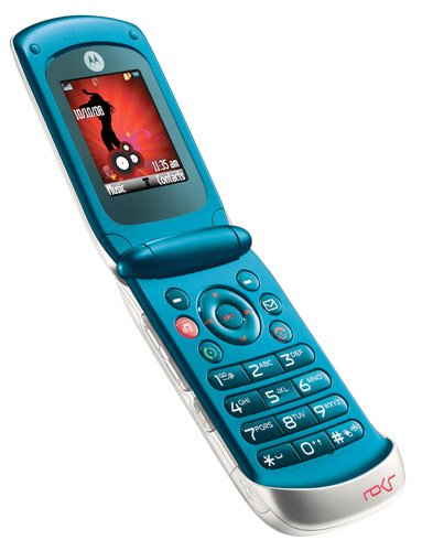 New Motorola ROKRs