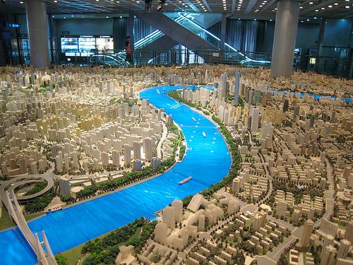 Shanghai Scale Model