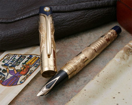 Stars of Egypt Fountain Pen