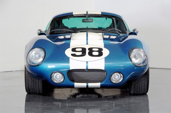 Daytona Coupe Replica