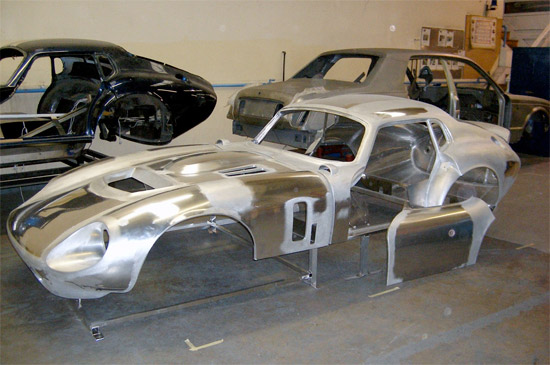 Daytona Coupe Replica