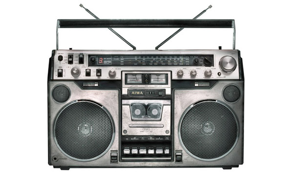 Boombox Project