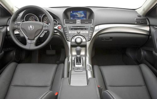 Leaked: 2009 Acura TL