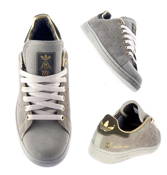 Aesop Rock x Adidas