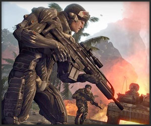 Crysis Warhead Screens