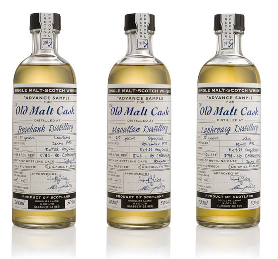 Old Malt Cask Whisky