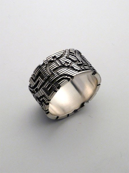 DMDmetal Men's Rings