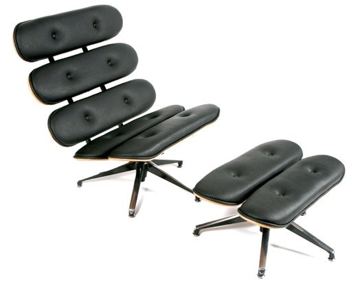 God Father Lounge Chair