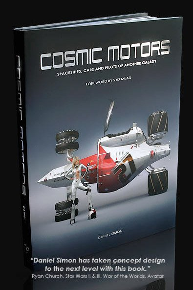Book: Cosmic Motors