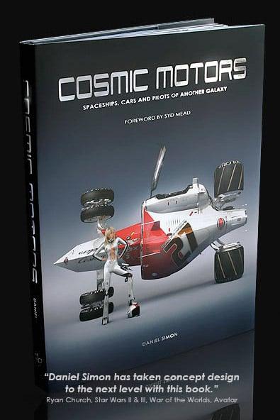 Book: Cosmic Motors