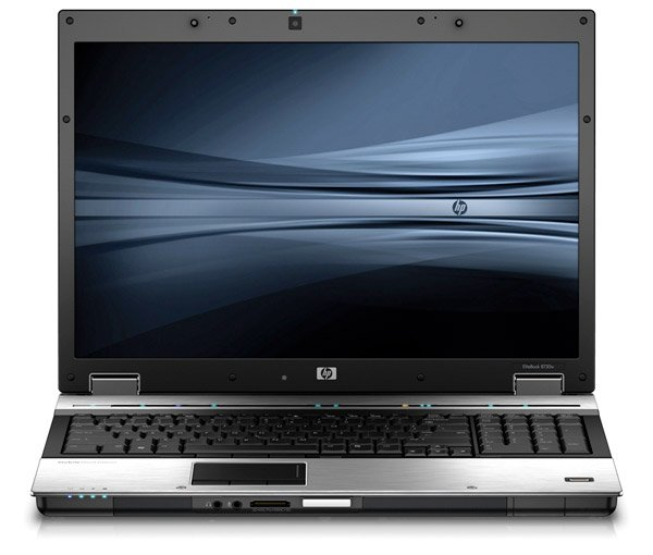 HP 8730w Notebook