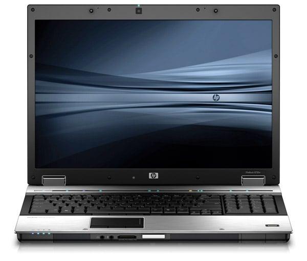 HP 8730w Notebook