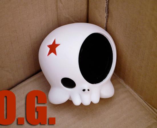 Urban War Fair Mini Skully