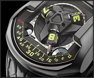 Video: Urwerk-202 Watch