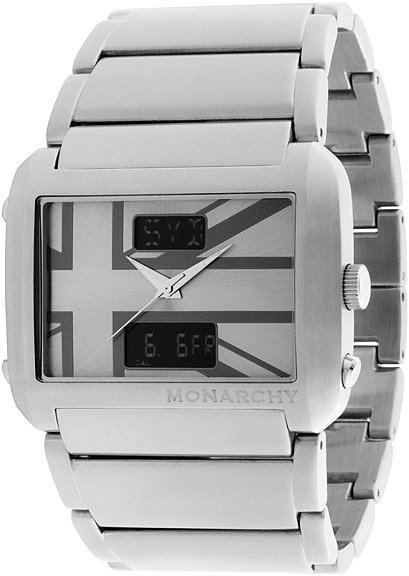 Monarchy Union Jack Watch
