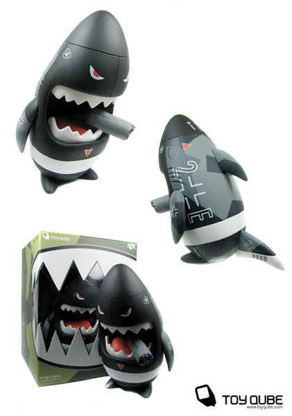 WW2 Sharky Vinyls