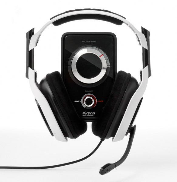 Astro Gaming A40 Audio