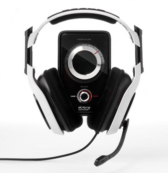 Astro Gaming A40 Audio