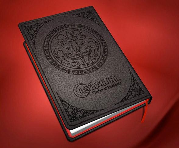 Castlevania Notebook