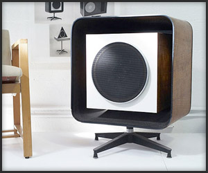 Quadraflex Eames Speakers