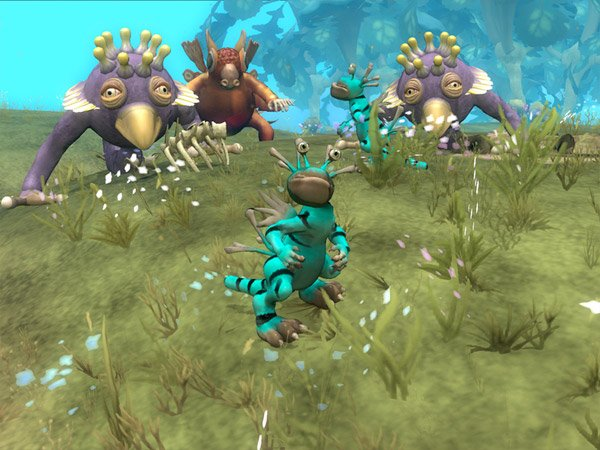 Spore Goes Gold