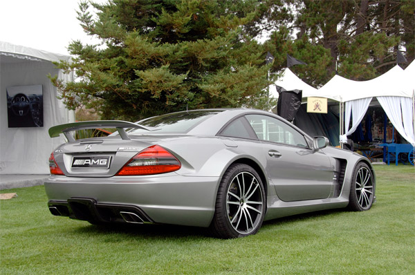 MB SL65 AMG Black Series
