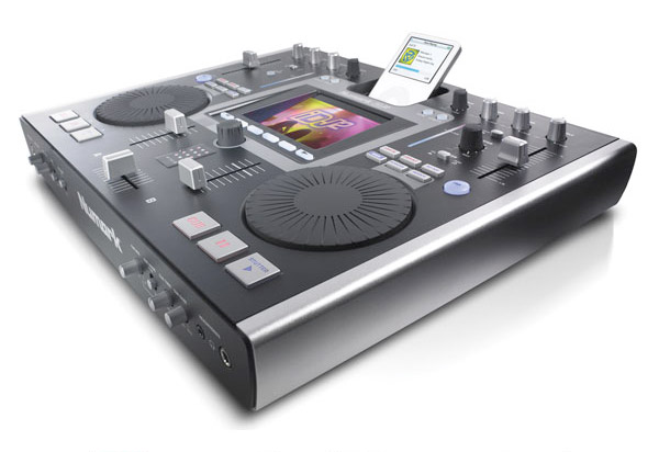 IDJ2 iPod Mixing Station