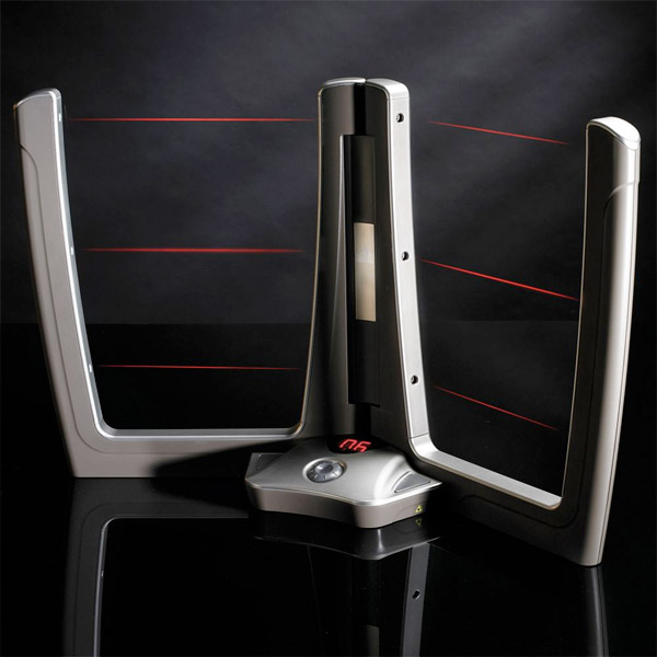 Laser Beam Music Generator