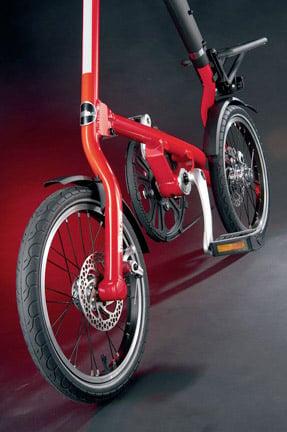 Strida Folding Bike