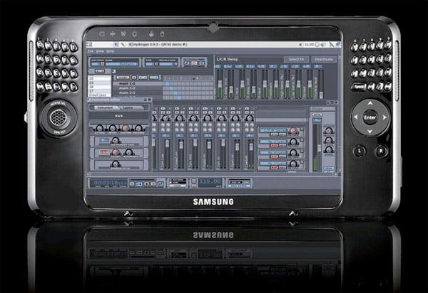 Indamixx Portable Studio