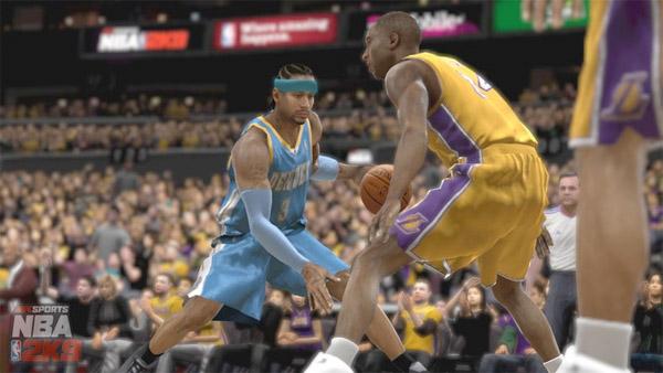 Trailer: NBA 2K9