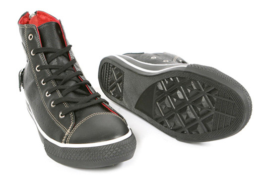 Lewis Leathers Hi Tops