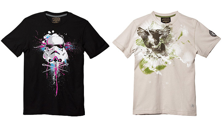 Ecko Star Wars Tees
