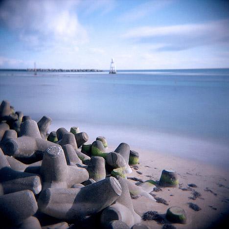 Photos: Tetrapod Beaches